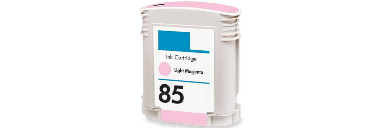 HP 85 Light Magenta Remanufactured