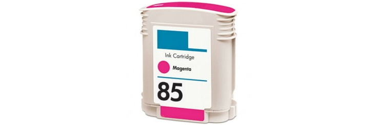 HP 85 Magenta Remanufactured