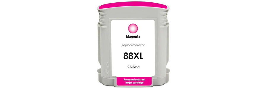 HP 88XL Magenta Remanufactured