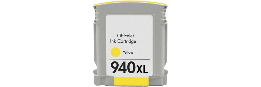 HP 940XL Yellow Remanufactured