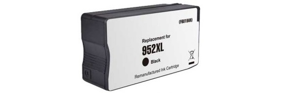 HP 952XL Black Remanufactured
