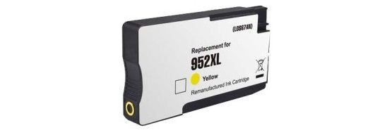 HP 952XL Yellow Remanufactured