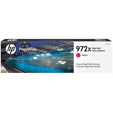 HP 972XL Magenta Ink Cartridge - HP Genuine OEM (Magenta)