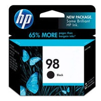 HP 98 Ink Cartridge - HP Genuine OEM (Black)