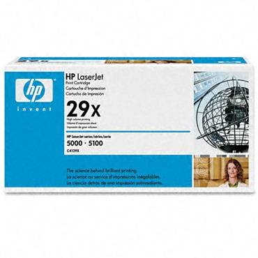 Genuine HP C4129X Black Toner Cartridge