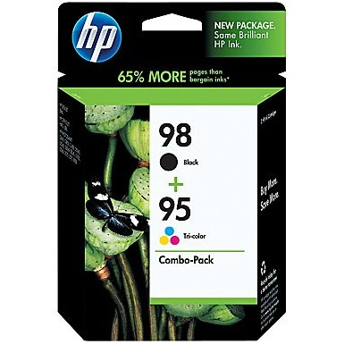 CB327FN Ink Cartridge - HP Genuine OEM (Bundle Pack)