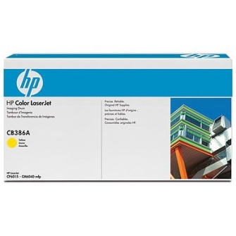 Genuine HP CB386A Yellow Imaging Drum
