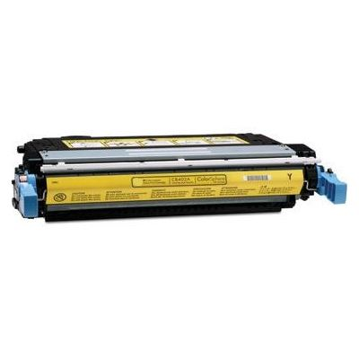 Compatible HP CB402A Yellow Toner Cartridge