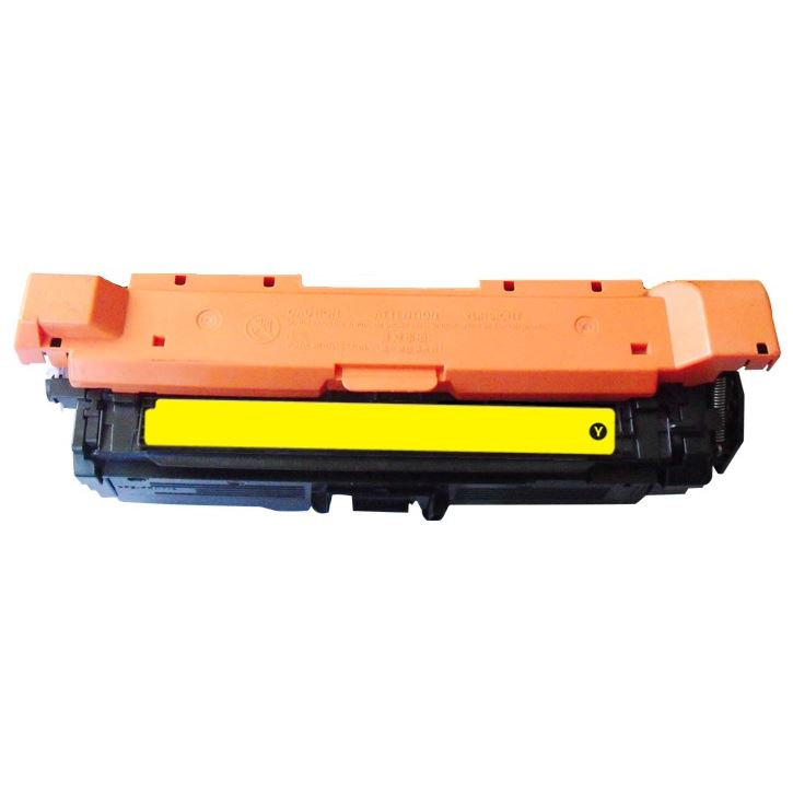 Compatible HP CE262A Yellow Toner Cartridge