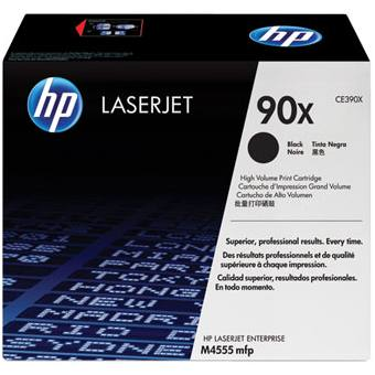 CE390X Toner Cartridge - HP Genuine OEM (Black)