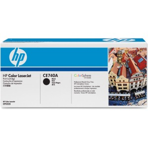CE740A Toner Cartridge - HP Genuine OEM (Black)