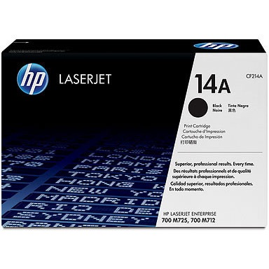 CF214A Toner Cartridge - HP Genuine OEM (Black)