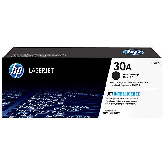 CF230A Toner Cartridge - HP Genuine OEM (Black)