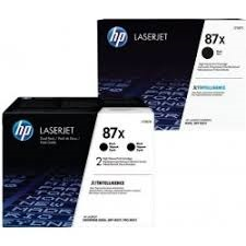 CF287XD Toner Cartridge - HP Genuine OEM (Multipack)