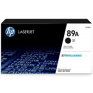 CF289A Toner Cartridge - HP Genuine OEM (Black)
