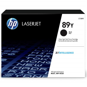 CF289Y Toner Cartridge - HP Genuine OEM (Black)