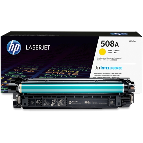 Genuine HP CF362A Yellow Toner Cartridge