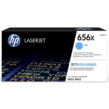 CF461X Toner Cartridge - HP Genuine OEM (Cyan)
