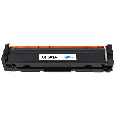 CF501A Toner Cartridge - HP Compatible (Cyan)