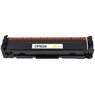 CF502A Toner Cartridge - HP Compatible (Yellow)