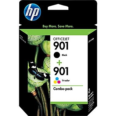 CN069FN Ink Cartridge - HP Genuine OEM (Bundle Pack)