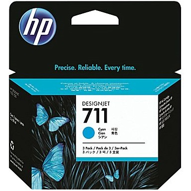 CZ134A Ink Cartridge - HP Genuine OEM (Multipack)