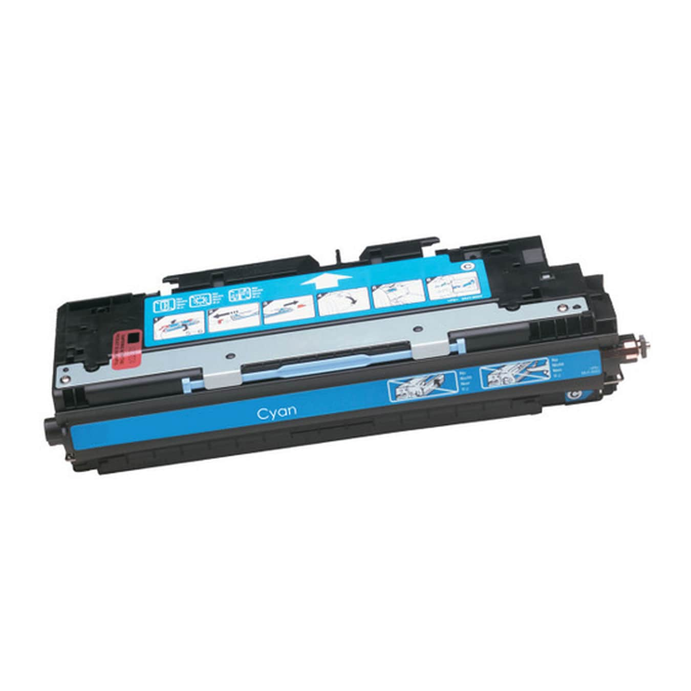 Q2681A Toner Cartridge - HP Remanufactured (Cyan)