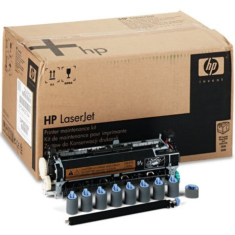 Q5998A 110 Volt Maintenance Kit - HP Genuine OEM