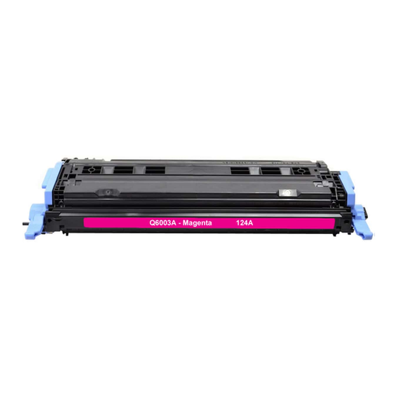Q6003A Toner Cartridge - HP Remanufactured (Magenta)