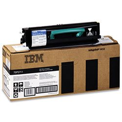 75P5711 Toner Cartridge - IBM Genuine OEM (Black)