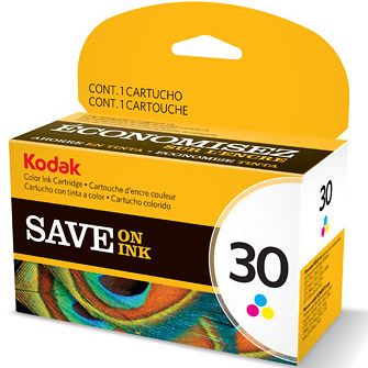 Genuine Kodak 30C Color Ink Cartridge