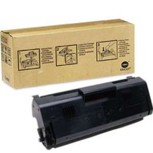 Genuine Konica-Minolta 1710328-001 Black Toner Cartridge