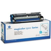 1710517-008 Toner Cartridge - Konica-Minolta Genuine OEM (Cyan)