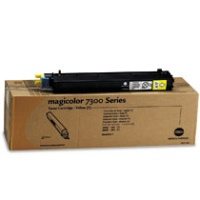Genuine Konica-Minolta 1710530-002 Yellow Toner Cartridge