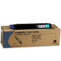 Genuine Konica-Minolta 1710530-004 Cyan Toner Cartridge