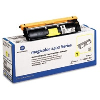 Genuine Konica-Minolta 1710587-001 Yellow Toner Cartridge