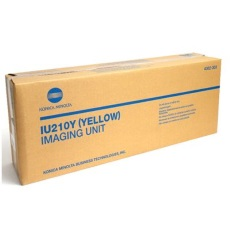 4062-301 Image Drum - Konica-Minolta Genuine OEM (Yellow)