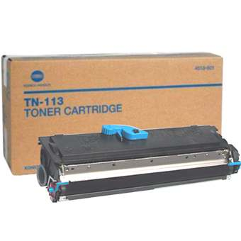 4518-605 Toner Cartridge - Konica-Minolta Genuine OEM (Black)