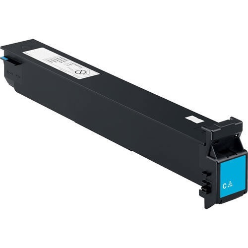 8938-508 Toner Cartridge - Konica-Minolta Compatible (Cyan)