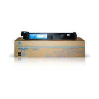 TN312K Toner Cartridge - Konica-Minolta Genuine OEM (Black)