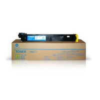 TN312Y Toner Cartridge - Konica-Minolta Genuine OEM (Yellow)