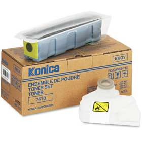 Genuine Konica-Minolta 950-712 Black Toner Cartridge