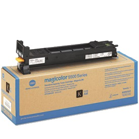 Genuine Konica-Minolta A06V132 Black Toner Cartridge