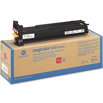 Genuine Konica-Minolta A06V333 Magenta Toner Cartridge