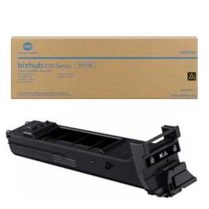 Genuine Konica-Minolta A0DK133 Black Toner Cartridge