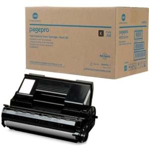 Genuine Konica-Minolta A0FP011 Black Toner Cartridge