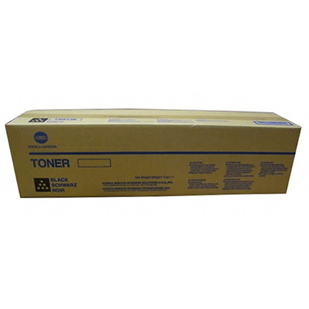 Genuine Konica-Minolta A3VU130 Black Toner Cartridge