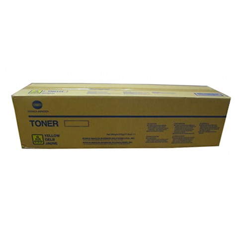 A3VU230 Toner Cartridge - Konica-Minolta Genuine OEM (Yellow)