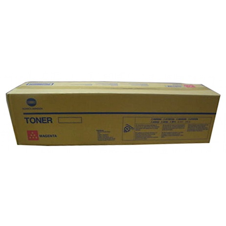 Genuine Konica-Minolta A3VU330 Magenta Toner Cartridge
