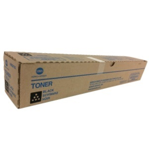 A5E7130 Toner Cartridge - Konica-Minolta Genuine OEM (Black)